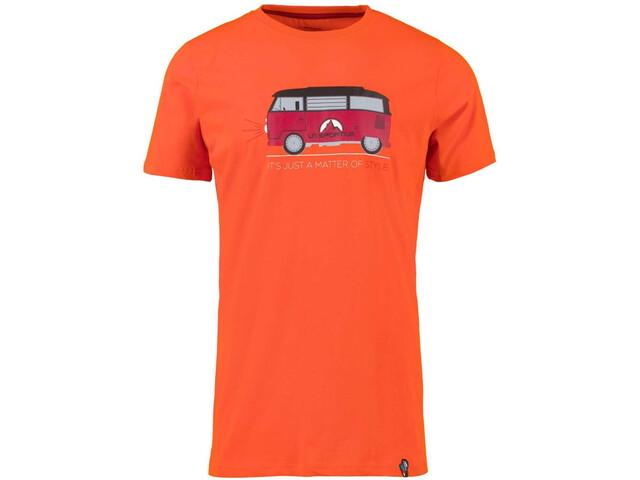 La Sportiva Van Camiseta Hombre, pumpkin